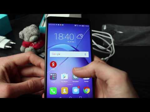 Чудо-распаковка Huawei Honor 6x