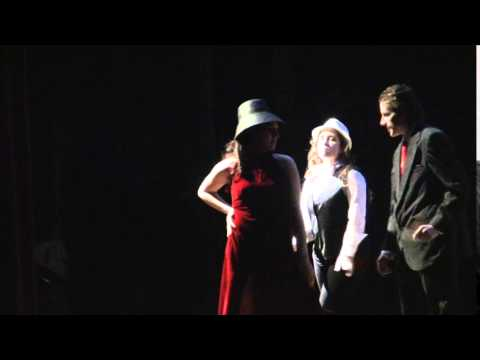 Emily Young as Judy Bernley: 9 to 5 the Musical