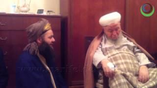 Cübbeli Ahmet Hocaefendi'den Ziyaret