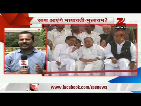 Ready for an alliance with Mayawati: Mulayam Singh Yadav