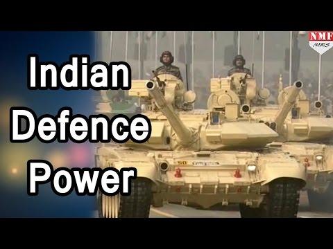 Rajpath पर Indian Defence Power का दृश्य| 67th Republic Day