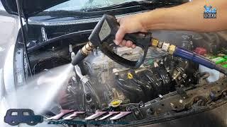 [Xe oto] Cách Rửa Sạch Động Cơ An Toàn như Mới Toyota Corolla/Altis.