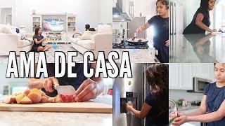 MI VIDA DIARIA|UN DIA COMO MAMÁ Y AMA DE CASA|MicaelaDIY