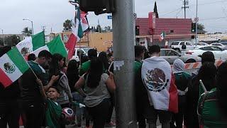 Huntington Park Mexico Vs Korea