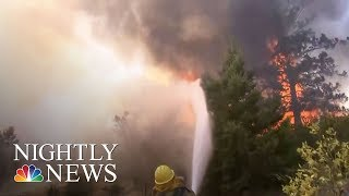 At Least 41 People Dead In California Wildfires | NBC Nightly News