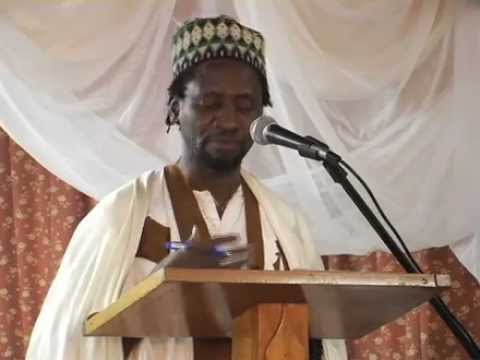 Shiekh Mahy Aliyyu Cisse Al Tijani Speaking On Tasawwuf And Sufism video