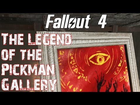 Fallout 4- The Legend of the Pickman Gallery