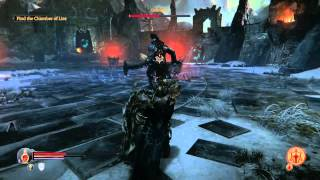 Andrejz: İzin gunu Guardian tepeleyişimiz :) ~Lords of the fallen~  (Alper)