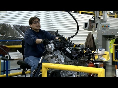 Ford EcoBoost Engine Production - Cleveland, Ohio