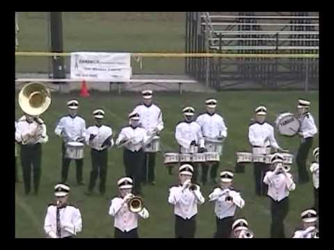 2003 Urbana High School Tiger Marching Band at Monticello