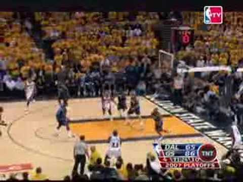 Golden State Warriors' Game 6 Upset Of The Dallas Mavericks Video