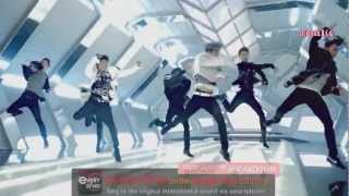 Super Junior-M - BREAK DOWN {рус.суб}