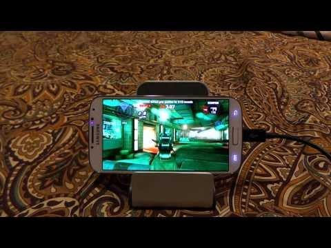 Samsung Galaxy S4 - PS3 Controller