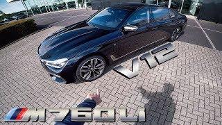 BMW M760Li REVIEW POV Test Drive by AutoTopNL