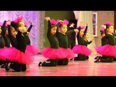 200 талантливых детей танцевали в честь юбилея Южно-Казахстанской балетной школы