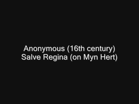 Anonymous - Salve Regina