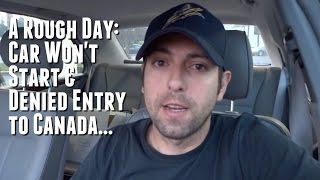 download lagu A Rough Day: Car Won't Start & Denied Entry gratis