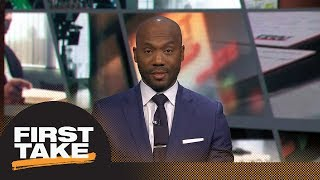 Louis Riddick 'tired' of Jameis Winston: 'You'll have to accept what's coming'   First Take   ESPN