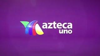 Cortinilla Azteca trece - uno. Octubre 2017