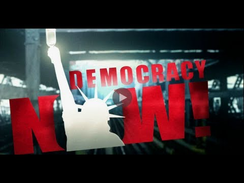 Democracy Now! U.S. and World News Headlines for Wednesday, May 22