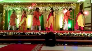 Holud dance: Remix qawwali