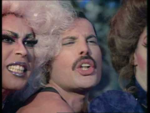 Freddie Mercury - Living on My Own Music Videos