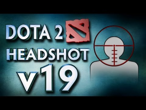 Dota 2 Headshot v19.0