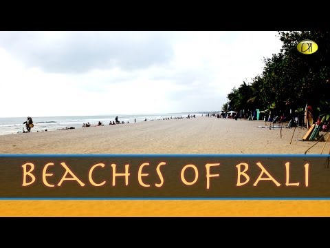 Beaches of Bali, Indonesia - Part 2