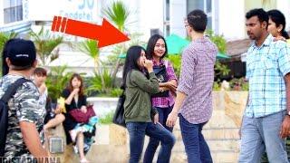 Mannequin Challenge Prank Ke Orang Gak Kenal Prank Indonesia Yudist Ardhana