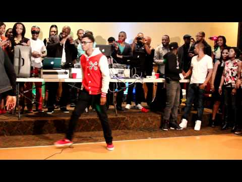 Azonto Dancing Competition - - Champion - Toronto 2012