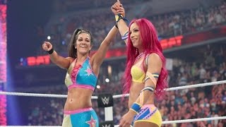 MAJOR WWE Sasha Banks HEEL TURN WWE NEWS - Sasha Banks vs Bayley SUMMERSLAM feud