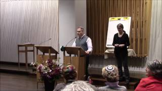 Islam 101 Oneg Learning - Rabbi Marisa James and Harold Levine