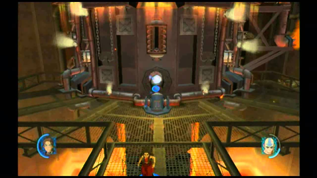 Avatar - The Last Airbender: Into the Inferno (PS2, Wii ...