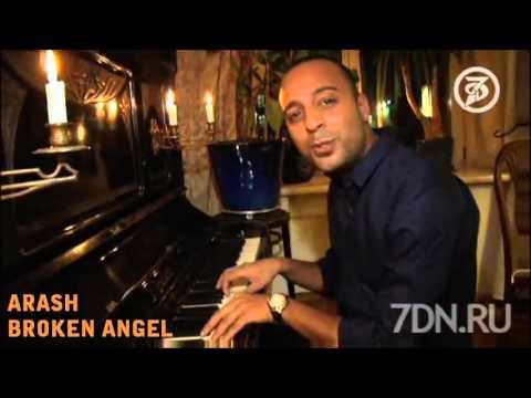 Arash - Broken Angel (acoustic) video