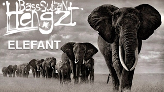 BASS SULTAN HENGZT - ELEFANT