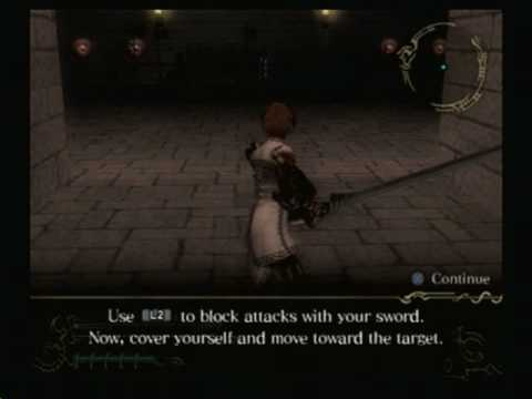 Drakengard 2 Walkthru part 1,