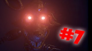 ПОБИЛ АНИМАТРОНИКОВ!!?? | #7 | The Joy of Creation: Reborn (TJOC:R)