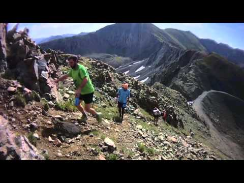 The 35th Annual Kendall Mountain Run in Silverton, Colorado. Based upon the 1908 bar bet, this classic run to the top and back race features a 4000 foot cli...
