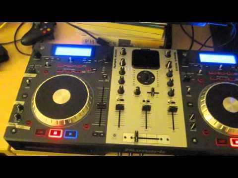 Numark Mixdeck Early review w/ Virtual Dj + Mixdeck review