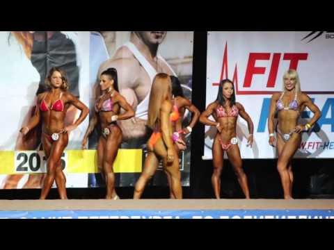 28 Чемпионат СПб по ББ и фитнесу. Бодифитнес до 163 см