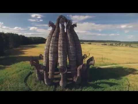 Archstoyanie Drone Aerial / Архстояние с коптера