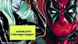 Superhero Origins: Deadpool