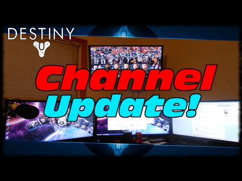 MorninAfterKill Channel Update! Emergency Dental Surgery & More Upcoming New! Destiny Gameplay!