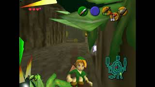 The Legend of Zelda Ocarina of Time Gameplay CAGE parte 16