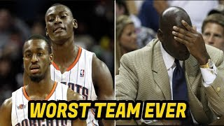 The Story of the WORST TEAM in NBA History: 2011-2012 Bobcats