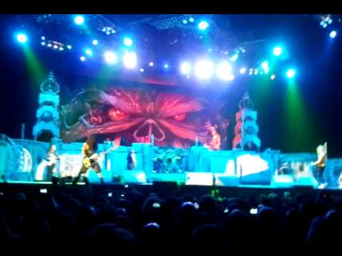 Gelredome Iron Maiden Iron Maiden Number of The