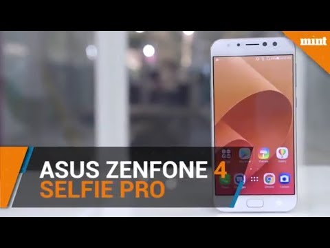 Review: Asus ZenFone 4 Selfie Pro