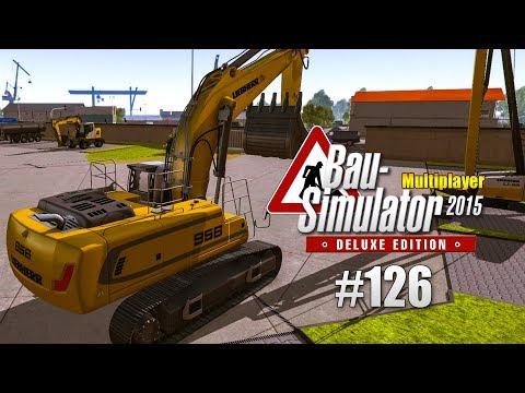 Bau-Simulator 2015 Multiplayer #126 - Das Haus geht voran! CONSTRUCTION SIMULATOR Deluxe