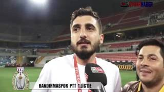 Bandırmaspor - Gümüşhanespor | Şampiyonluk Maçı Özel Programı