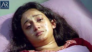 Dhairyavanthudu Movie Scenes   Suresh Gopi Meets Srija in Hospital   AR Entertainments